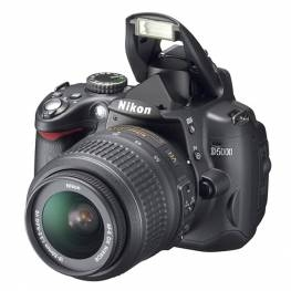 Nikon DSLR D5000 Price, Specifications, Features, Reviews ...