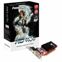 PowerColor HD4650 AX4650 1GBD2