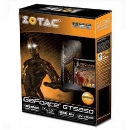 Sparkle Geforce GTS 250 1GB DDR3