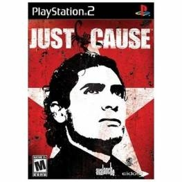Eidos Just Cause (PS2)