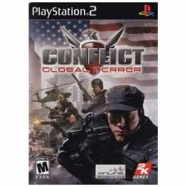 Square Enix Conflict : Global Storm (PS2)