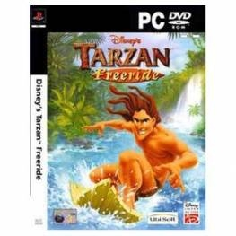EA Tarzan : Free Ride (PC)