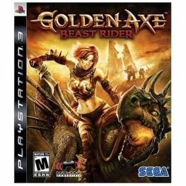SEGA Golden Axe : Beast Rider (PS3)