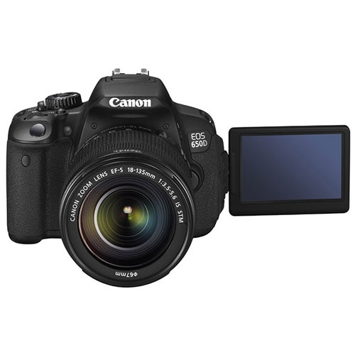 Canon EOS 650D kit II (EF S18-135 IS STM)