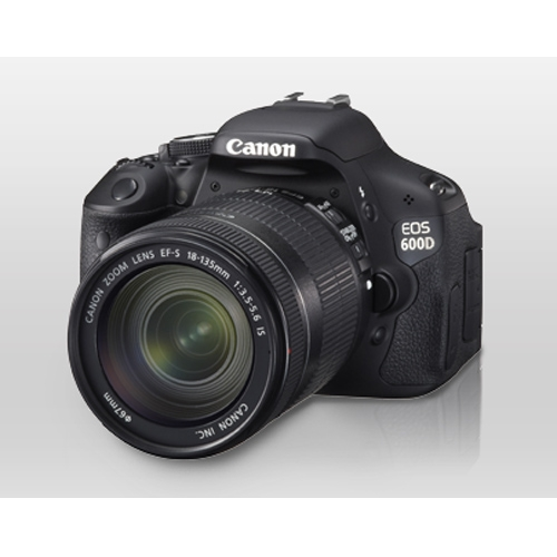 Canon EOS 600D Kit II (EF S18-135IS)