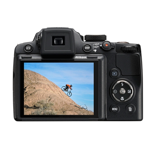 how to use nikon coolpix p500