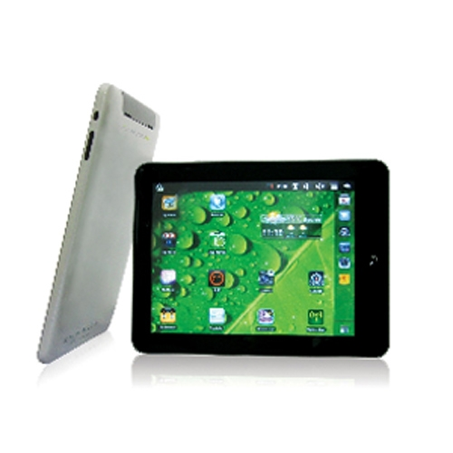 Wespro 8 Inches PC Tablet 886 with 3G