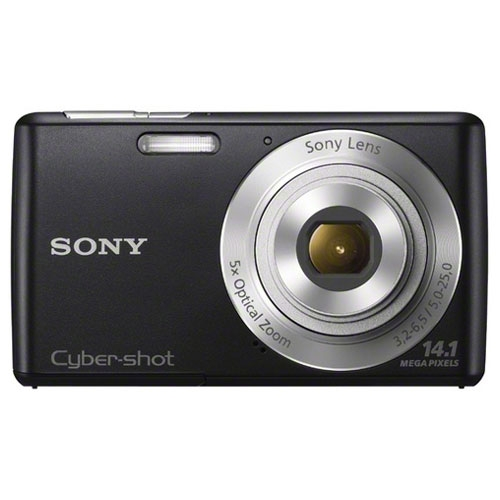 Sony Dsc W610 B Price Specifications Features Reviews