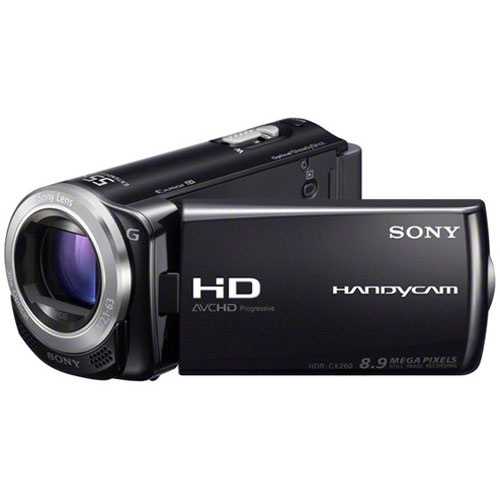 Sony HDR-CX260VE/B