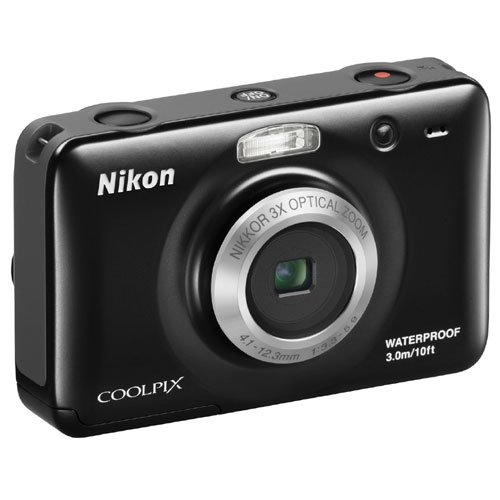 Nikon Coolpix S30 Price Specifications Features Reviews