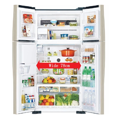 hitachi refrigerator. hitachi r-w720fpnd1x price, specifications, features, reviews, comparison online \u2013 compare india news18 refrigerator