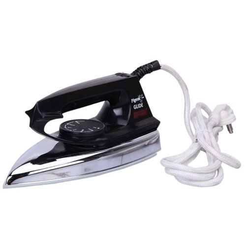 Electric Dry Iron ~ Pigeon electric iron glide price specifications features