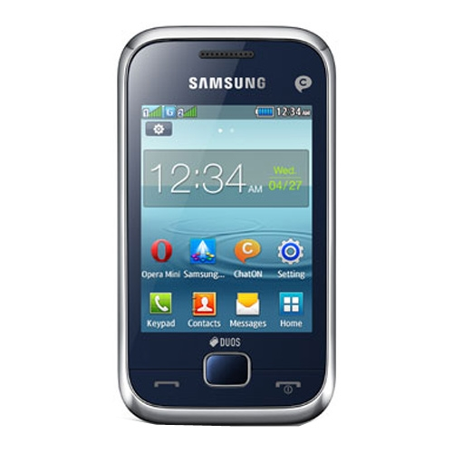 Image result for Samsung C3312 Duos