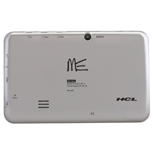 HCL ME Tab Connect 3G 2.0