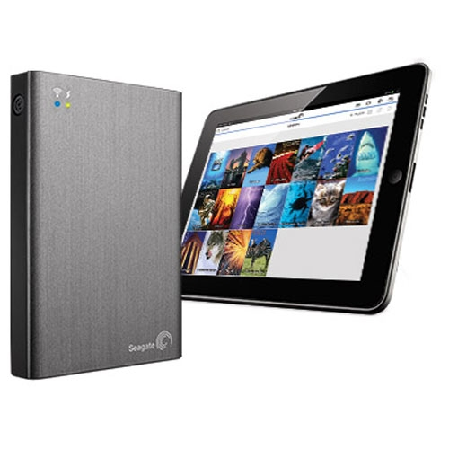 Seagate Wireless Plus 2TB