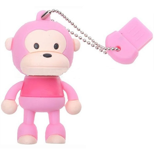 Microware Monkey Pink Color (16GB)