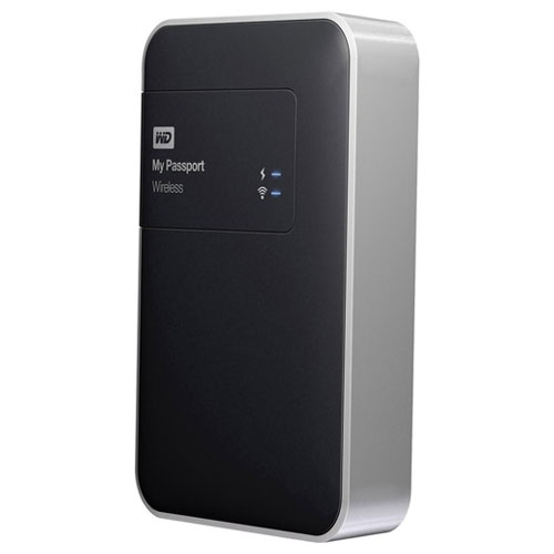 Western Digital My Passport 1TB (WDBK8Z0010BBK)