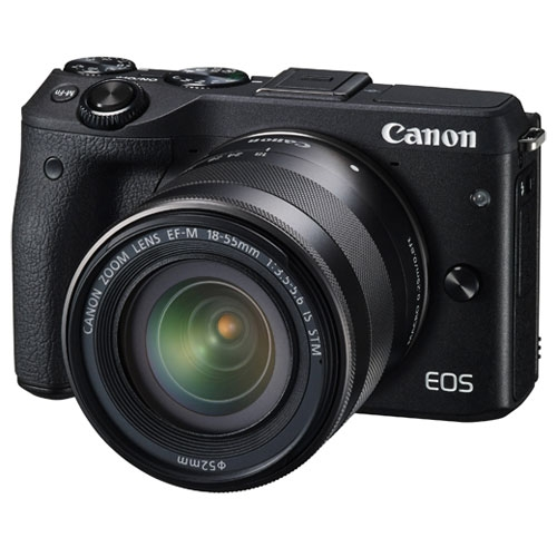 Canon EOS M3 Kit (EF-M18-55 IS STM)