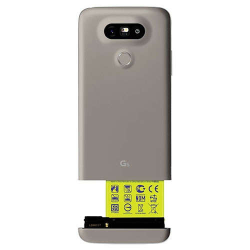 LG G5 review: A flagship contender that needs some spit and