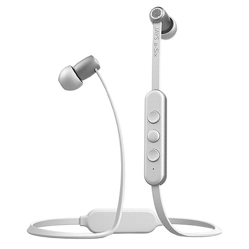 Jays a-Six Wireless review: Clear and well-balanced sound on the go