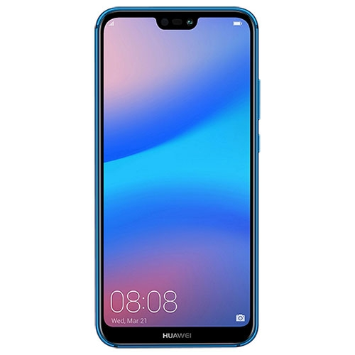 Huawei P20 Lite: Good-looking smartphone with an average