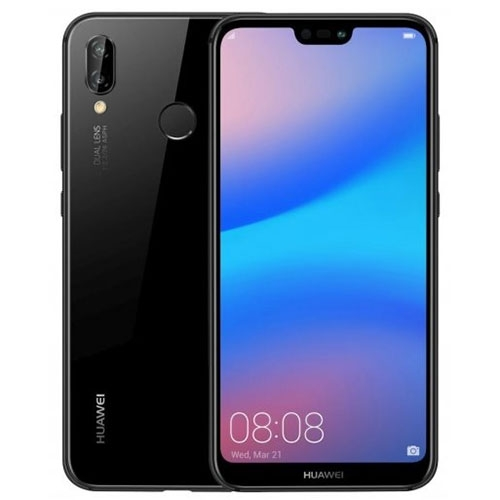 Huawei P20 Lite: Good-looking smartphone with an average camera and