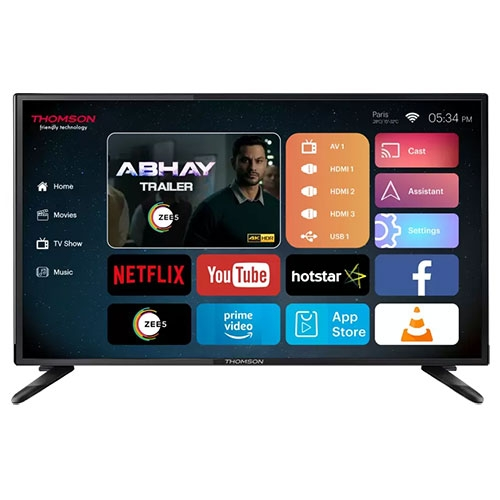 Thomson UD9 (40TH1000) 40-inch 4K Smart TV Review: Great value or
