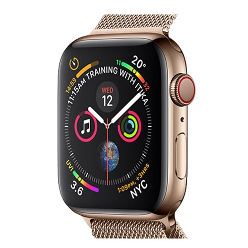 Apple Watch Series 4 Cellular review: Expensive, but a worthy buy for  fitness fanatics- Tech Reviews, Firstpost