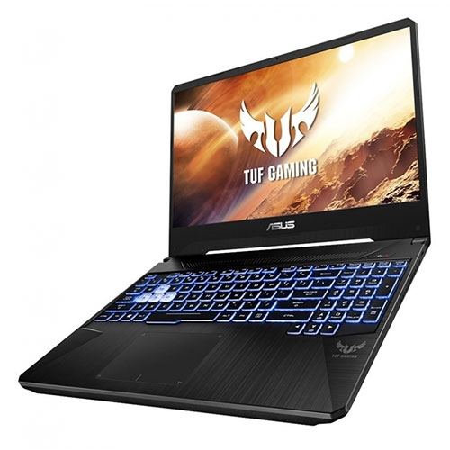 ASUS TUF Gaming FX505DT Review: An affordable gaming laptop with
