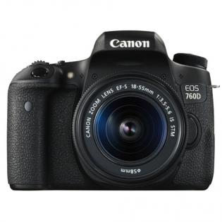 Canon EOS 750D Kit (EF-S18-55mm IS)