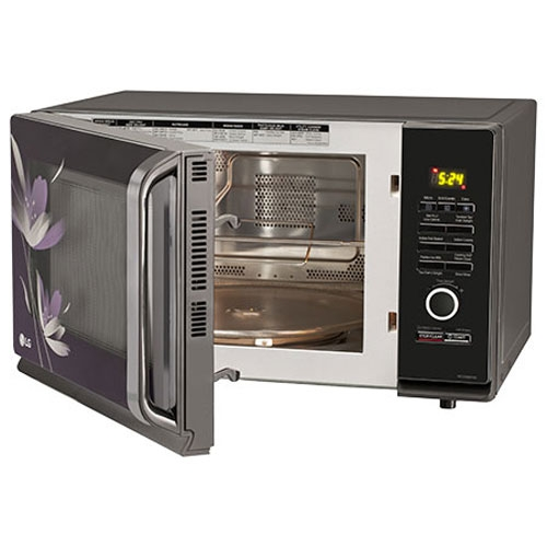 Onida Black Beauty Microwave Oven Review: Comparison Of LG MC3286BPUM Microwave Ovens